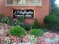 Skeffington Funeral Home Directions